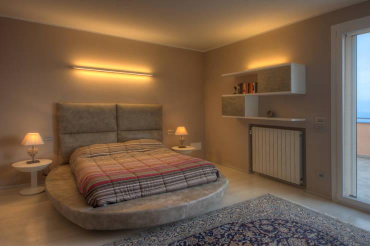 Emilio Rescigno - Fotografia Immobiliare의  침실