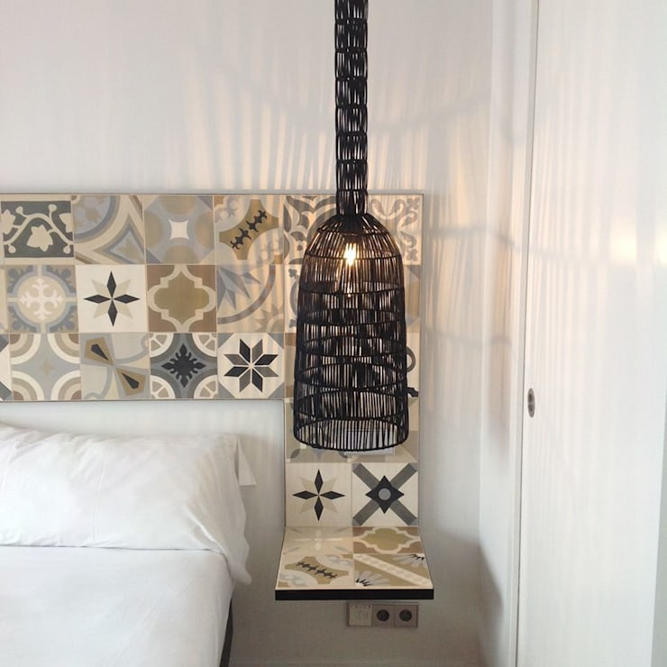 moderne Schlafzimmer von Mosaic del Sur