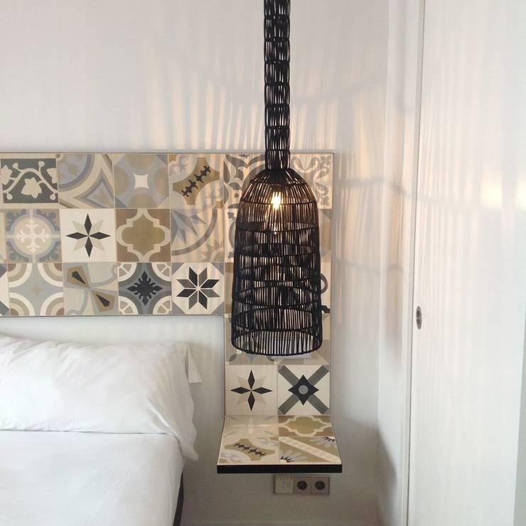 غرفة نوم تنفيذ Mosaic del Sur