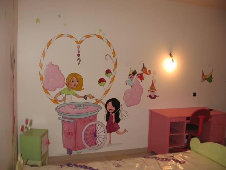 Chambre d'enfants de style  par homify