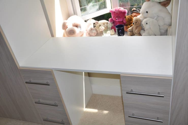 classic  by Piwko-Bespoke Fitted Furniture, Classic Chipboard