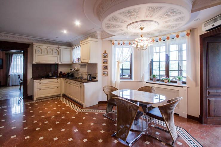 Kitchen by Design interior OLGA MUDRYAKOVA