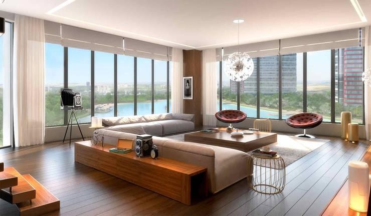 CCT INVESTMENTS – Interior Designs :  tarz Oturma Odası