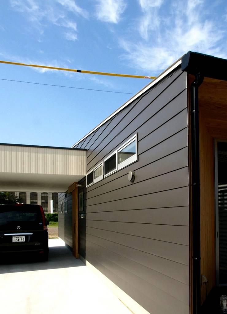 M-House: SO-DESIGN建築設計室が手掛けた家です。,