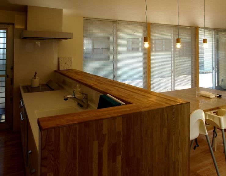 M-House: SO-DESIGN建築設計室が手掛けた庭です。,