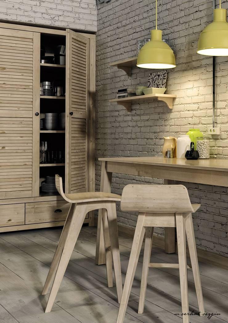 M.Serhat SEZGİN – KitchenLINE:  tarz Mutfak