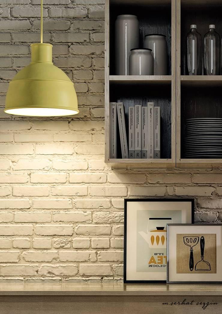 M.Serhat SEZGİN – KitchenLINE:  tarz Mutfak, Modern