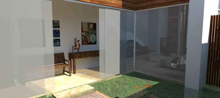Residência ML:   por Vogal 3 Arquitetura