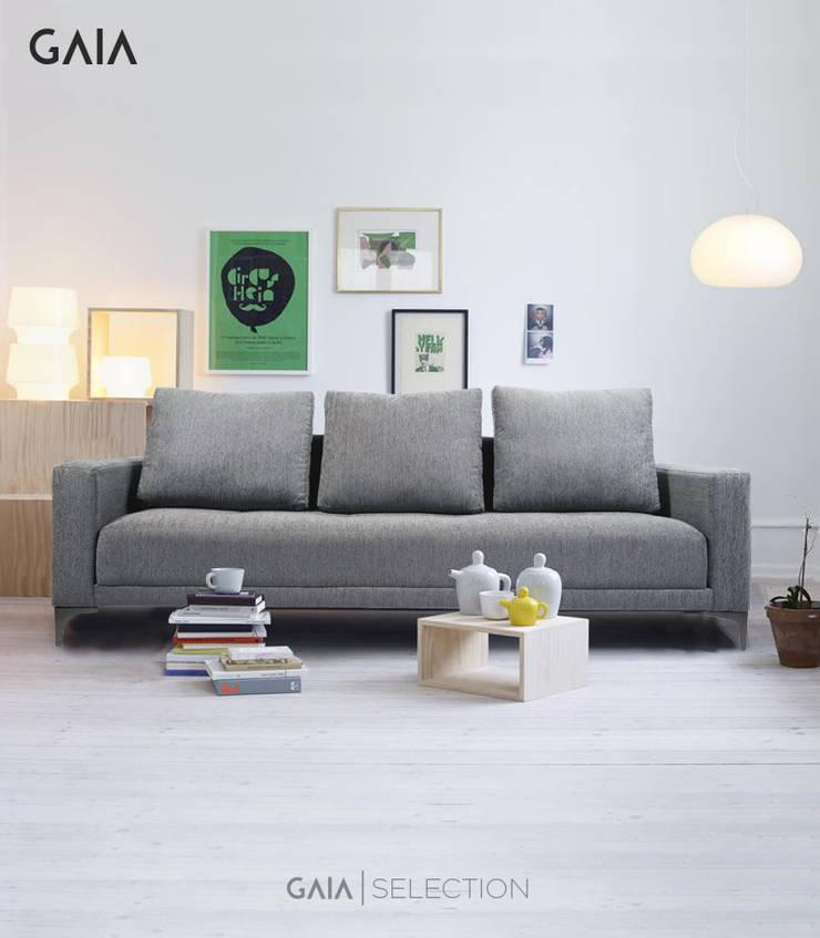 Sofá Cama Arriaga de Gaia Design Moderno