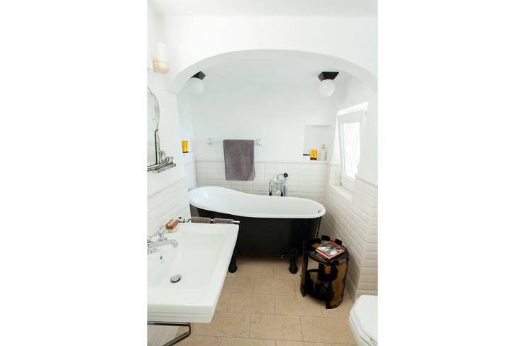 Bano: Baños de estilo ecléctico de Carmé