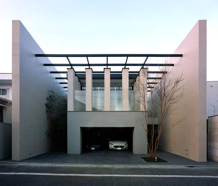 de estilo  por 有限会社 オープンハウス