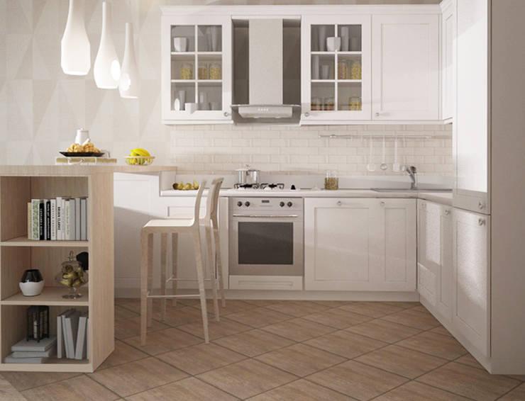Kitchen by Yana Ikrina Design
