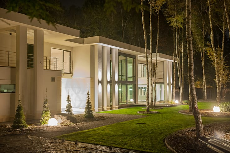 Дома в . Автор – LK & Projekt Sp. z o.o.