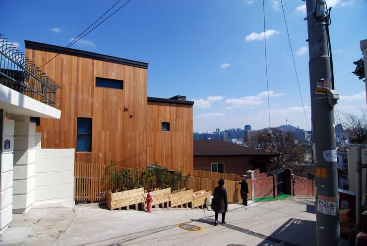 Piat Lux : SDL 신정엽디자인연구소 의  주택