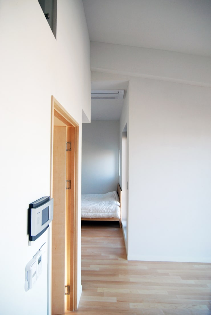 Piat Lux : SDL 신정엽디자인연구소 의  침실