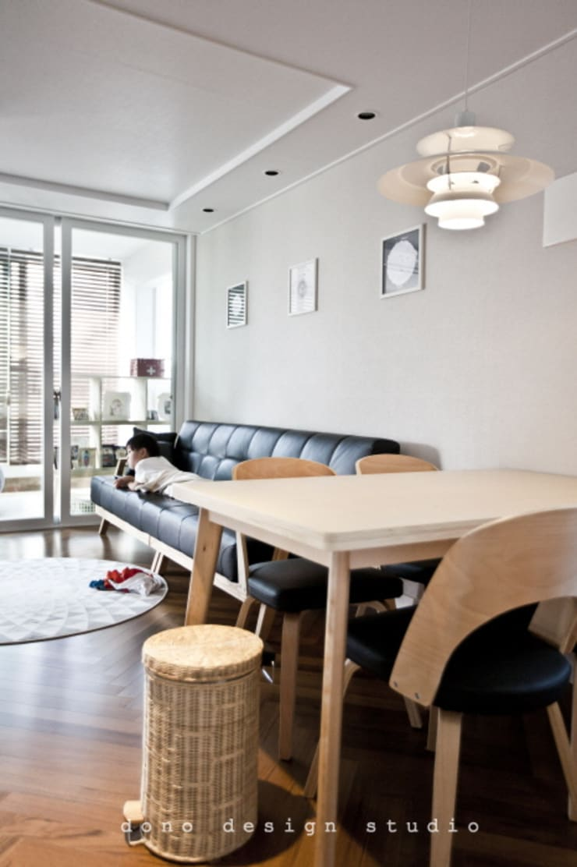 Living room by 도노 디자인 스튜디오, Modern