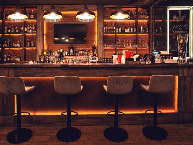 PART TIME DECORATION&DESIGN&ART – Bistro:  tarz Bar & kulüpler