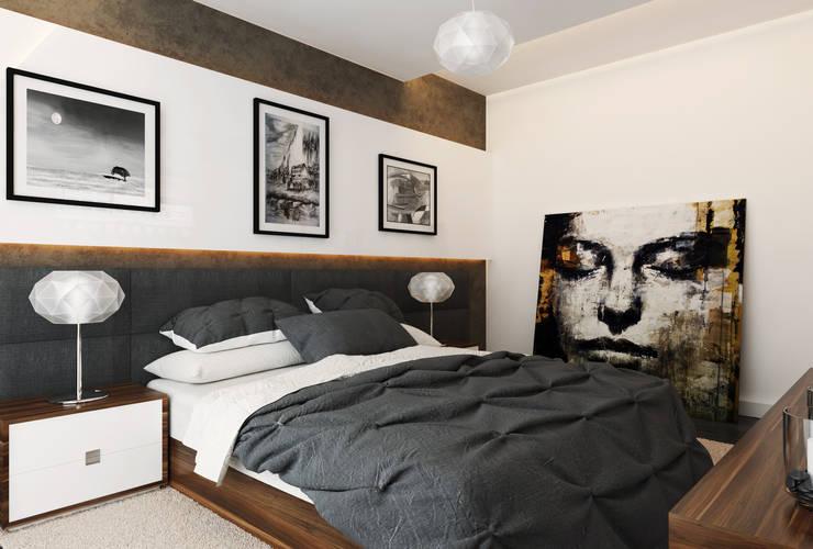 Cg Artist ibrahim ethem kısacık – yatak odası:  tarz Yatak Odası