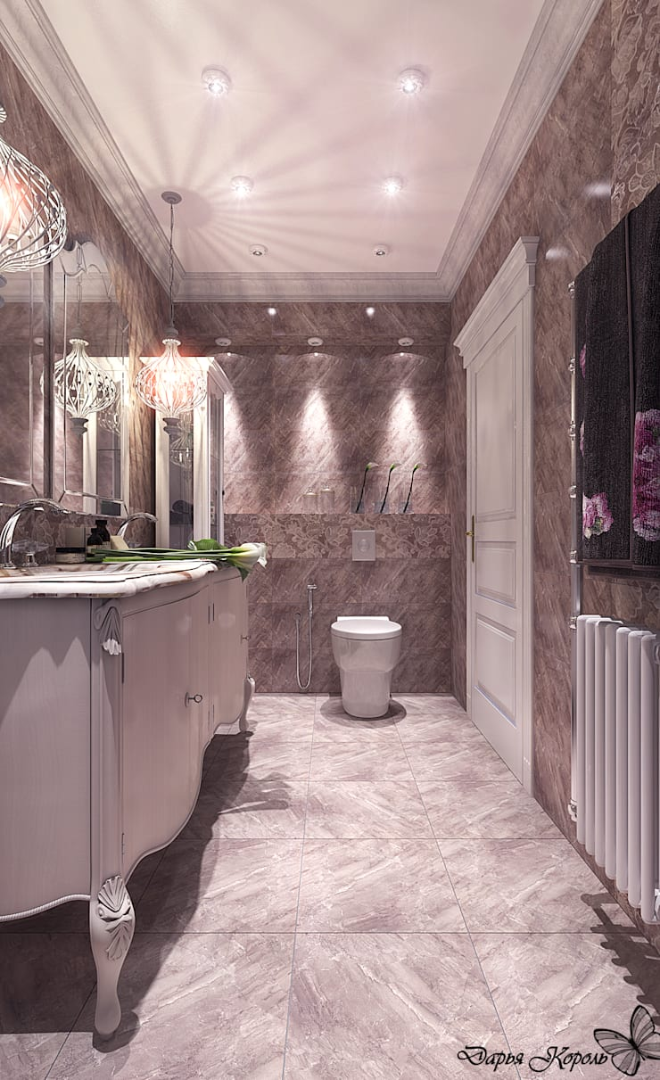 Bathroom by Your royal design, Classic