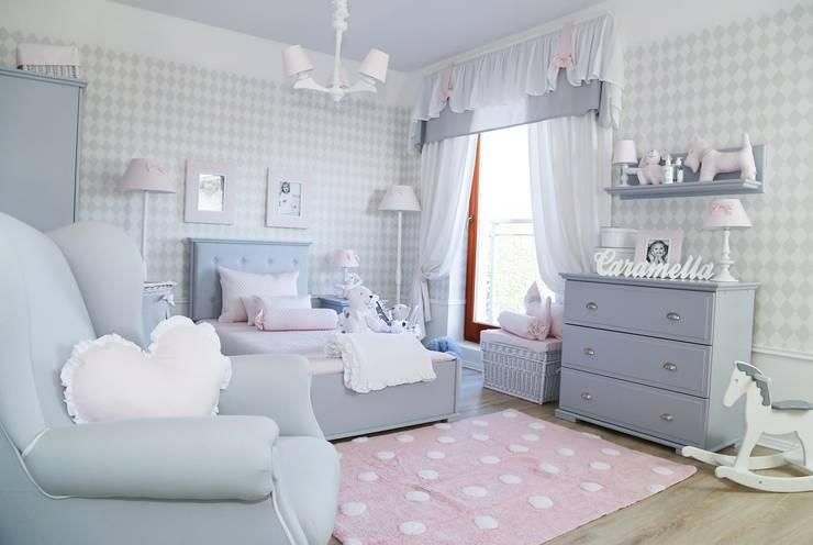 Najważniejsze elementy każdego pokoju: styl , w kategorii Pokój dziecięcy zaprojektowany przez Caramella