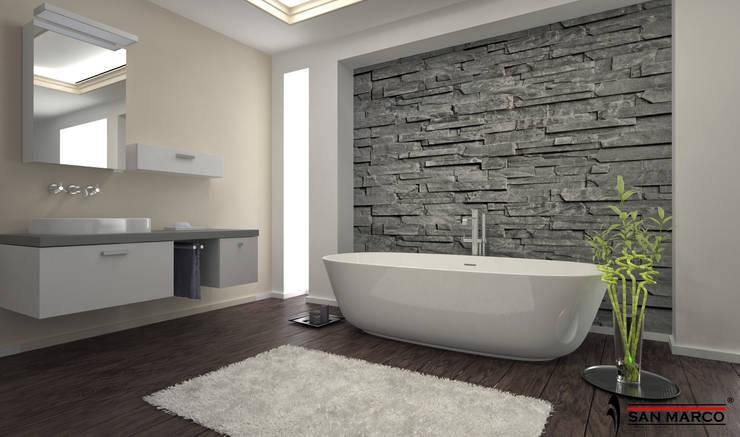 Casa de banho  por Gruppo San Marco
