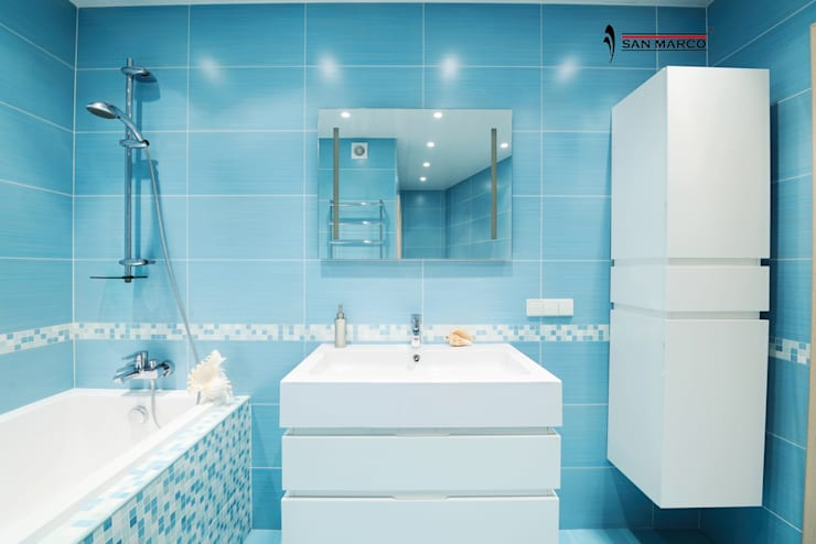 modern Bathroom by Gruppo San Marco