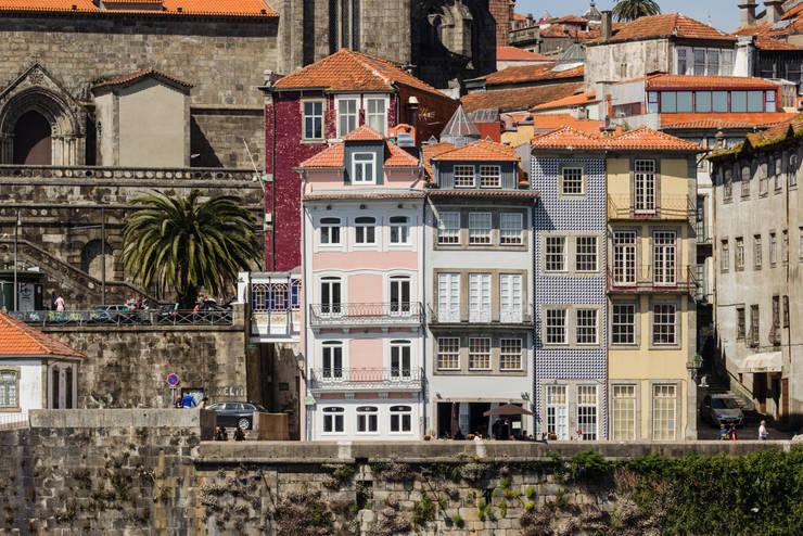 Hoteles de estilo  de Floret Arquitectura