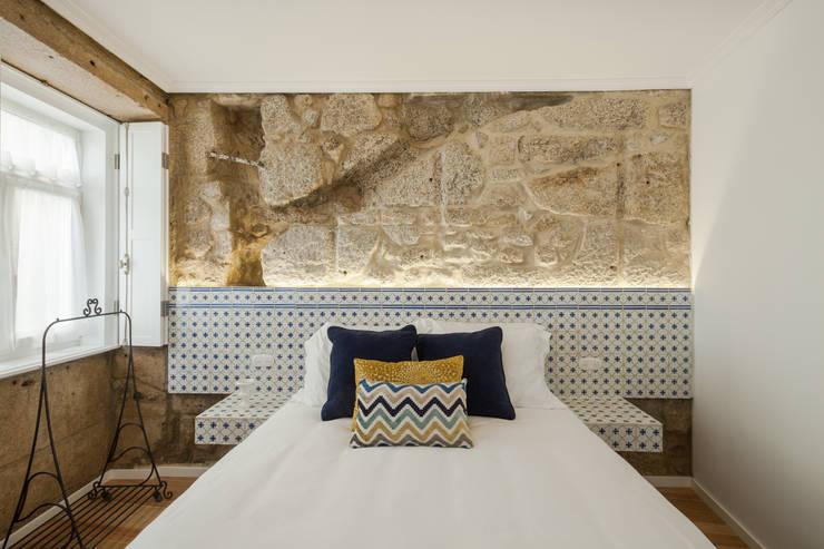 Hoteles de estilo  por Floret Arquitectura