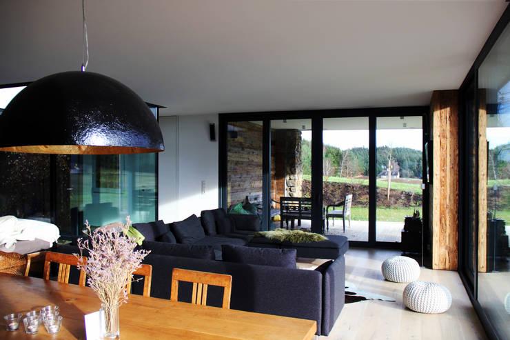 غرفة المعيشة تنفيذ Architekt Zoran Bodrozic