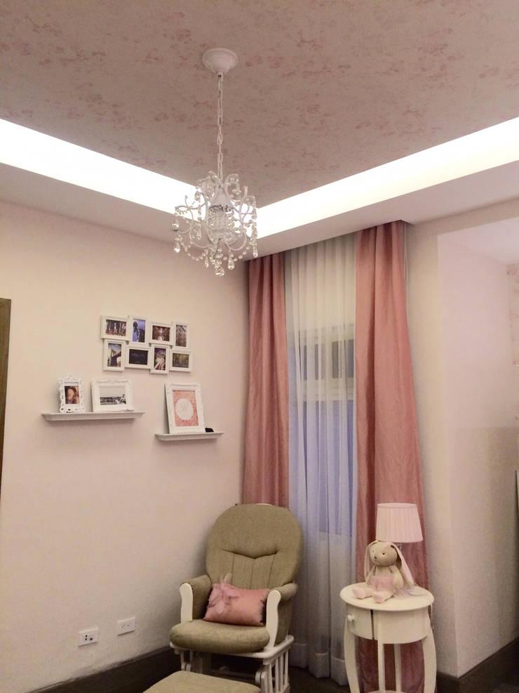 Decoración de Habitación para el Bebé: Habitaciones infantiles de estilo  por Home Boutique