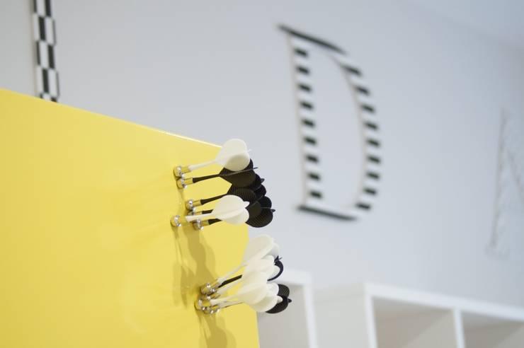 pokój Idy: styl , w kategorii Pokój dziecięcy zaprojektowany przez GocaDesign,Nowoczesny