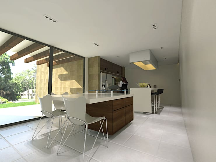 by Neutral Arquitectos