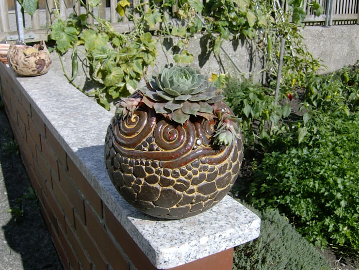 Möbel & Accessoires: moderner Garten von rote_libelle