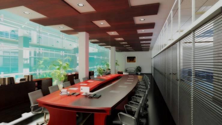 RA Design – Ofis:  tarz Ofis Alanları & Mağazalar