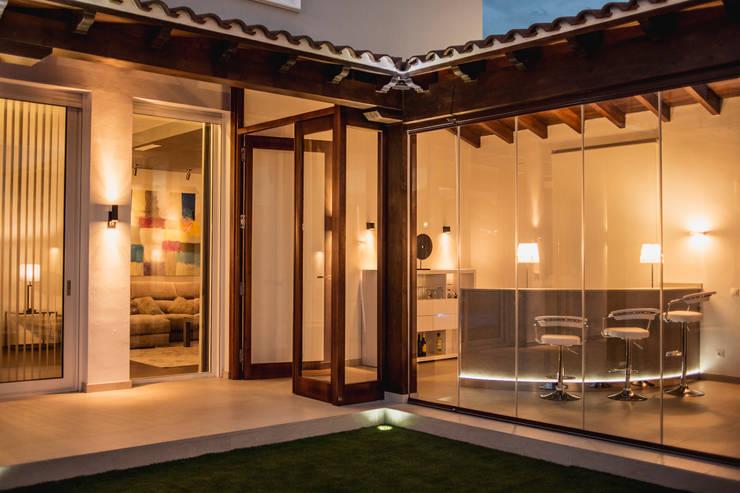 Projekty,  Okna zaprojektowane przez SENZA ESPACIOS
