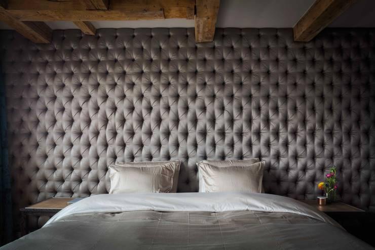 Projekty,  Sypialnia zaprojektowane przez Ethnic Chic Home Couture