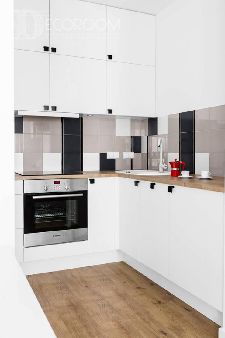 nowoczesne wnętrze: styl , w kategorii Kuchnia zaprojektowany przez Decoroom