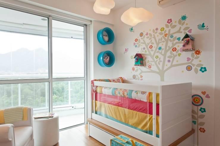 غرفة الاطفال تنفيذ Fina Stampa