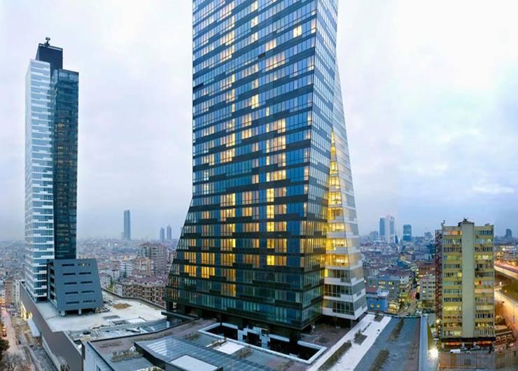 Casas de estilo moderno de CCT INVESTMENTS Moderno
