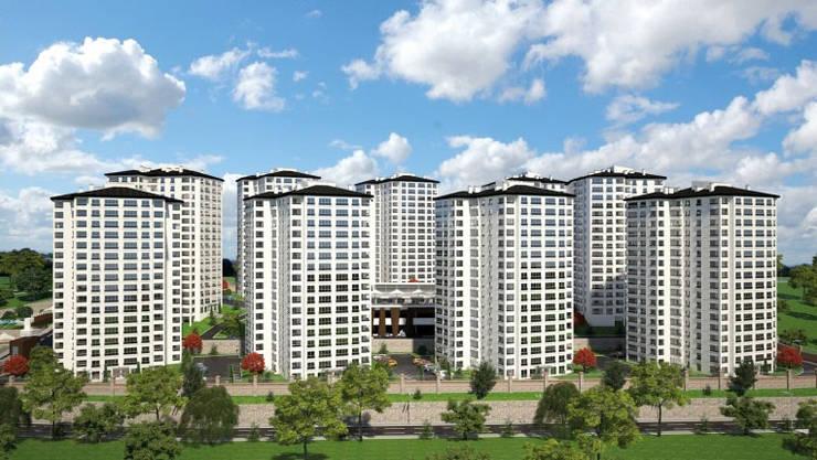 Rumah Modern Oleh CCT INVESTMENTS Modern