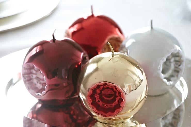 Christmas Collection: styl , w kategorii Salon zaprojektowany przez BBHome