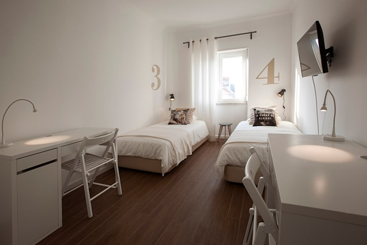 Casa para estudantes:   por Home Staging Factory