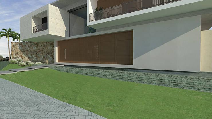 casa pp: Casas  por grupo pr | arquitetura e design