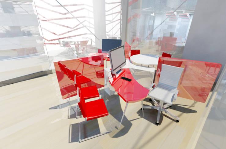 Area de atencion al cliente:  de estilo  por Cesar Rodriguez Perfetti