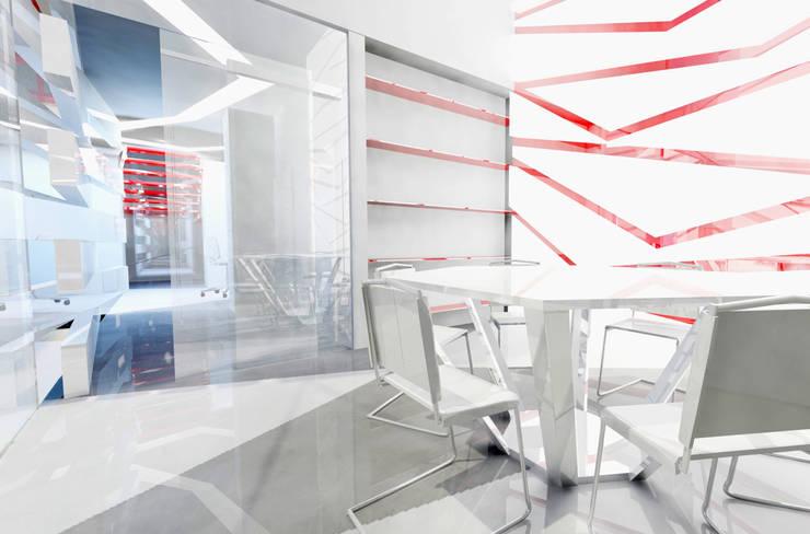 Sala de Reuniones.:  de estilo  por Cesar Rodriguez Perfetti