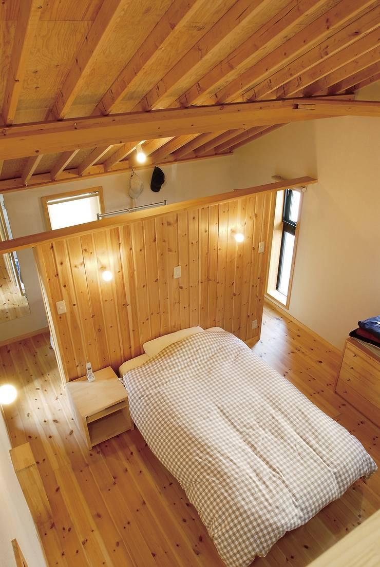 WIC: (株)バウハウスが手掛けた寝室です。