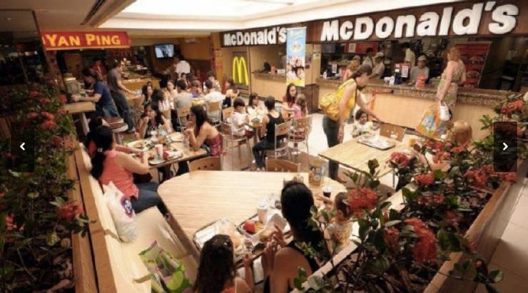 Praça de Alimentação do Alameda Shopping - Taguatinga/DF: Shopping Centers  por Arquitetura do Brasil