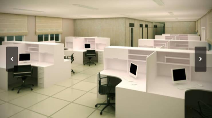 Ruang Komersial oleh Arquitetura do Brasil, Modern