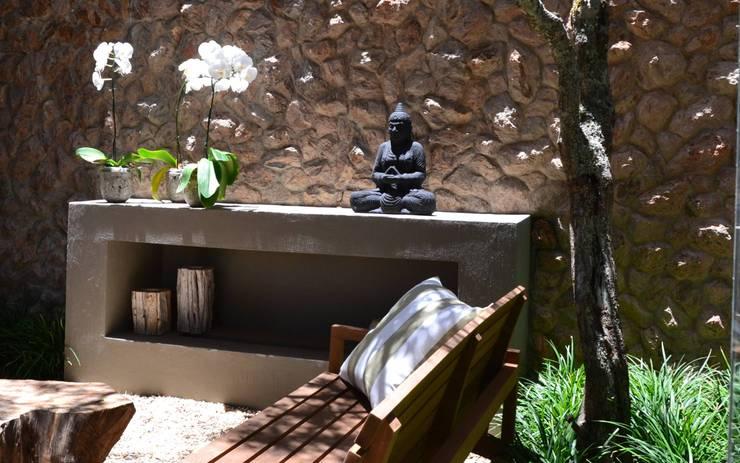 Clarisco: Jardins  por creare paisagismo