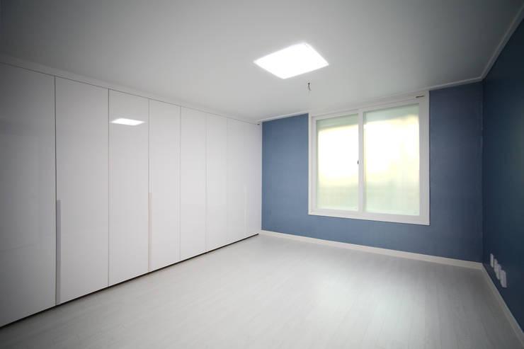 서울 강남구 압구정동 미성아파트 2차: B&G 인테리어의  침실
